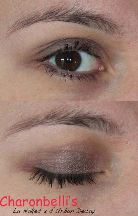 La Naked 3 d'urban Decay au quotidien (*tuto make up 7*) (2) - Charonbelli's blog beauté