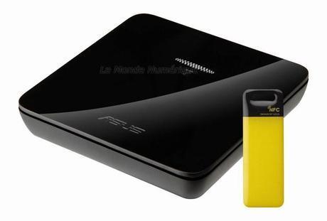 CES 2014 : Asus présente un boîtier externe NFC
