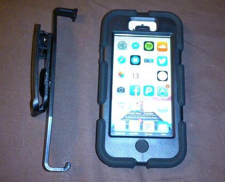 Griffin Survivor iPhone 5 5S