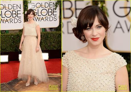 1031. Golden Globes 2014 Red Carpet, jolies tenues en série