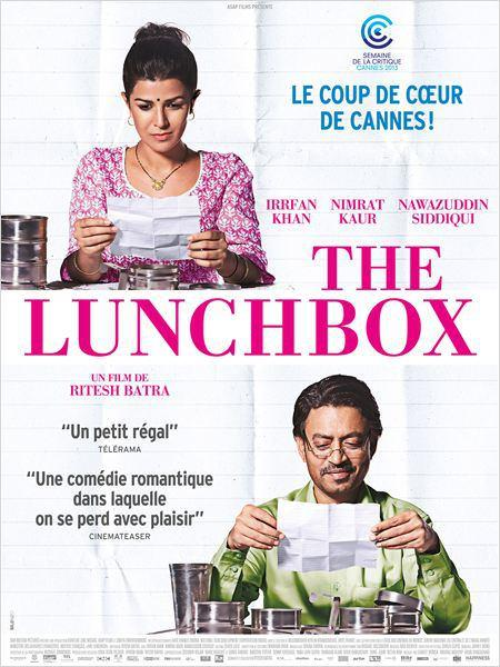 Cinéma : The lunchbox (Dabba)