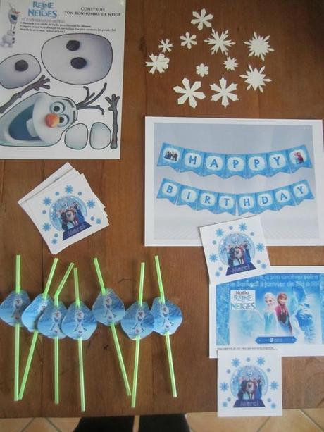 Top Petite frimousse Reine des neiges - Paperblog ZU75