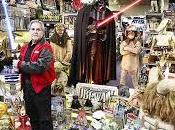 plus grande collection d'objets star wars monde