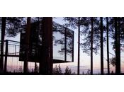 Visite déco Treehotel Suède