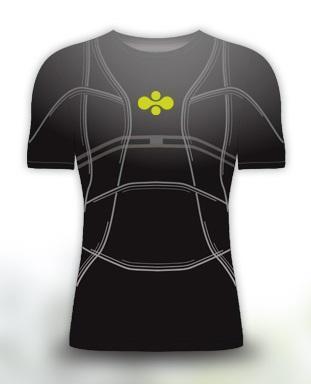 CES 2014 : D-Shirt, le tee-shirt connecté