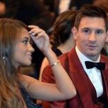 Le costard de Messi à 1million d'euros