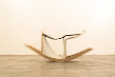 rocking verner chaise bascule pour enfant voir. Black Bedroom Furniture Sets. Home Design Ideas