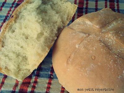 Petits pains à la française
