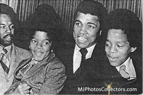 mike and mar with muhammad ali