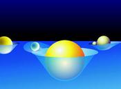 Pouvoir 'Imaginaire(300):Propriétés 'espace-temps:un d'énergie?( suite7)