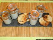 Panna cotta foie gras canard