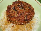 Galette quinoa, plaisir végétarien