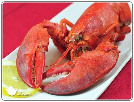 Recette facile au homard