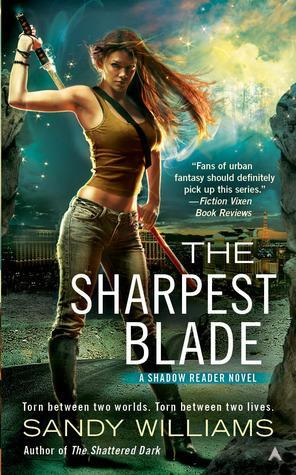 Shadow Reader / Sidhe T.3 : The Sharpest Blade - Sandy Williams (VO)