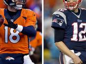 séries sous loupe Patriots Broncos