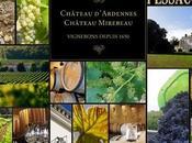 Château d'Ardennes Mirebeau 7ième Salon Vins Gastronomie Biarritz 2014