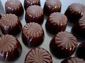 Chocolats fins gianduja praliné croquant