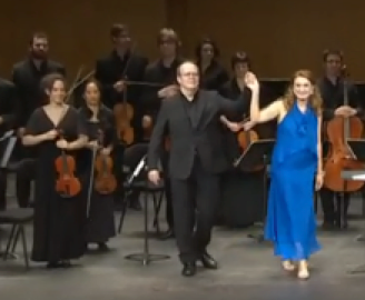 Une tournée européenne réussie pour Les Violons du Roy, le chef Bernard Labadie et la mezzo-soprano Magdalena Kozena