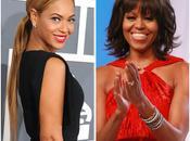 Beyoncé, invitée luxe l'anniversaire Première Dame