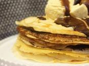 Gâteau crêpes façon Poire Belle-Hélène