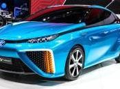 Toyota hydrogène 2015