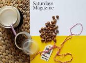 Saturdays Magazine Horchata maison