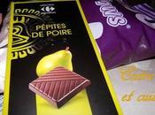 Cake Chocolat Pépites Poires Chamallow