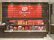 Gourmandise boutique KitKat Japon