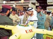 Dubaï drones pour aider pompiers