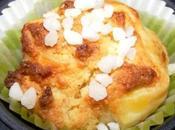 Bouchées feuilletées crème d'amande