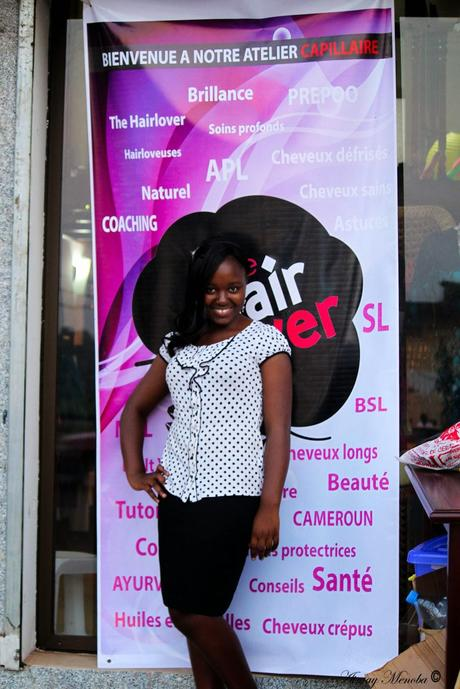 FEED BACK HAIR CLASS N°1 à Yaoundé: C'était géniaaaal!!