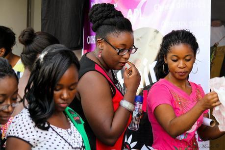 FEED BACK HAIR CLASS N°1 à Yaoundé: C'était géniaaaal!!