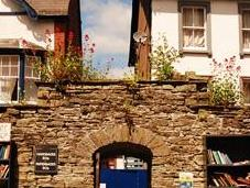 promenade Hay-on-Wye, village librairie