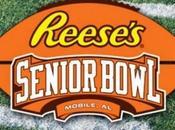 Pendant temps dans NCAA: Senior Bowl plus...