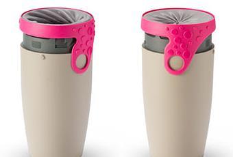 Twizz le mug tanche sans couvercle voir for Mug isotherme micro ondable