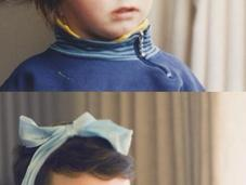Deux frères recréent photos d'enfance