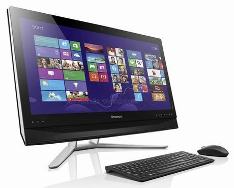 Lenovo B750, ordinateur tout-en-un original : 29 pouces au format 21/9