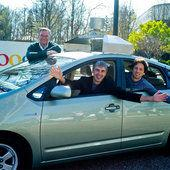 Google imagines free taxis to transport web shoppers to stores