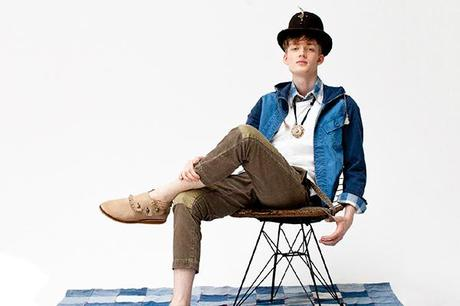 VISVIM – S/S 2014 COLLECTION LOOKBOOK