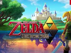 [CRITIQUE] Legend Zelda Link Between Worlds