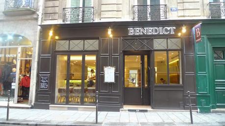 Benedict, from Tel Aviv to Paris