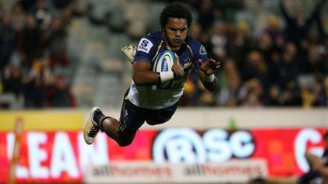 Henry Speight Fidji Australie Wallaby Brumbies Super Rugby