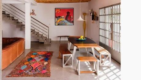 # Le must-have de cet hiver : le tapis boucherouite #