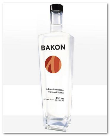 bakon Bacon Flavored Vodka: What's Next? Eggs Bourbon?