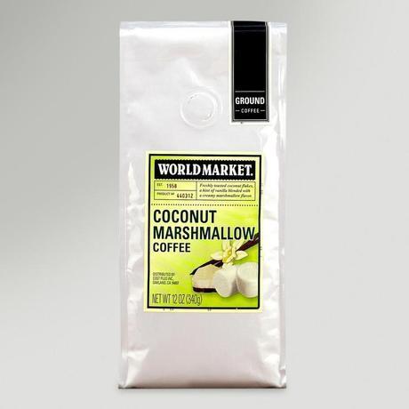 Coconut Marshmallow Coffee   World Market