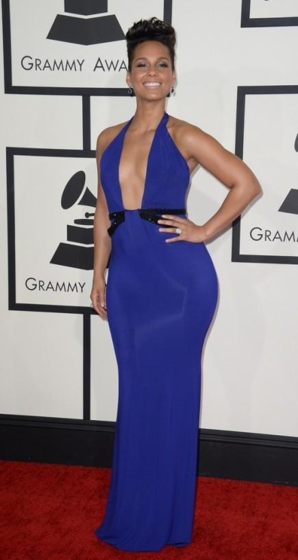 alicia-keys-grammys2014