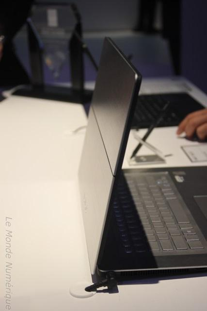 CES 2014 : Sony dévoile un PC Ultra mobile, le VAIO Fit multi-flip