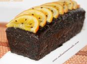 Cake chocolat l'orange Philippe Andrieu