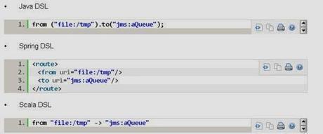 [ESB open source Camel ] Introduction à Apache CAMEL (partie 5/6)  : Le DSL Camel (Domain Specific Language)