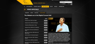 Copie Ecran Digital Concert Abbado